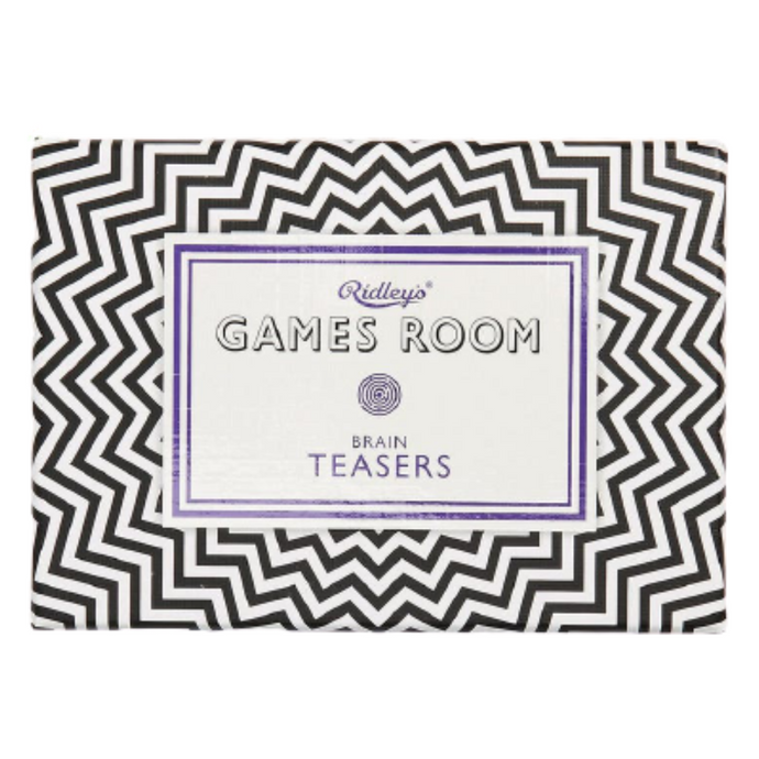 Ridley's Games Room First Edition Brain Teasers