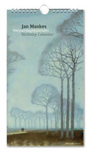 Load image into Gallery viewer, Birthday Calendar Jan Mankes