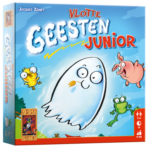 999Games Vlotte Geesten Junior