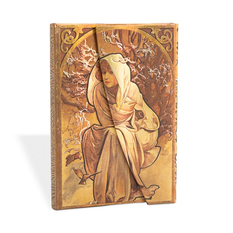 Paperblanks Notebook Mini Blank Winter Child