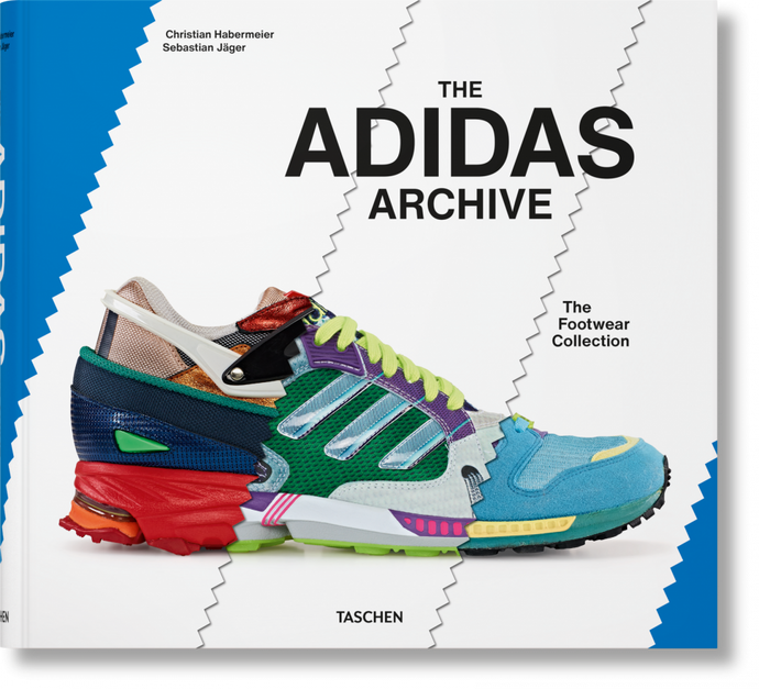 The Adidas Archives. The Footwear Collection