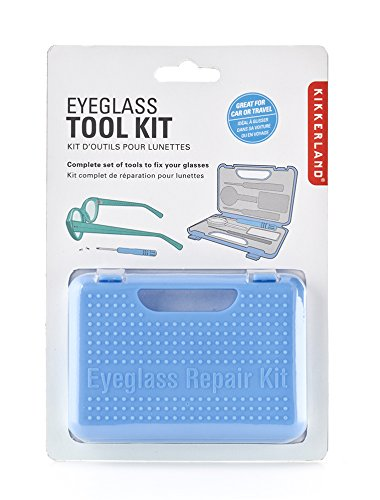 Eyeglass Tool Kit Blue