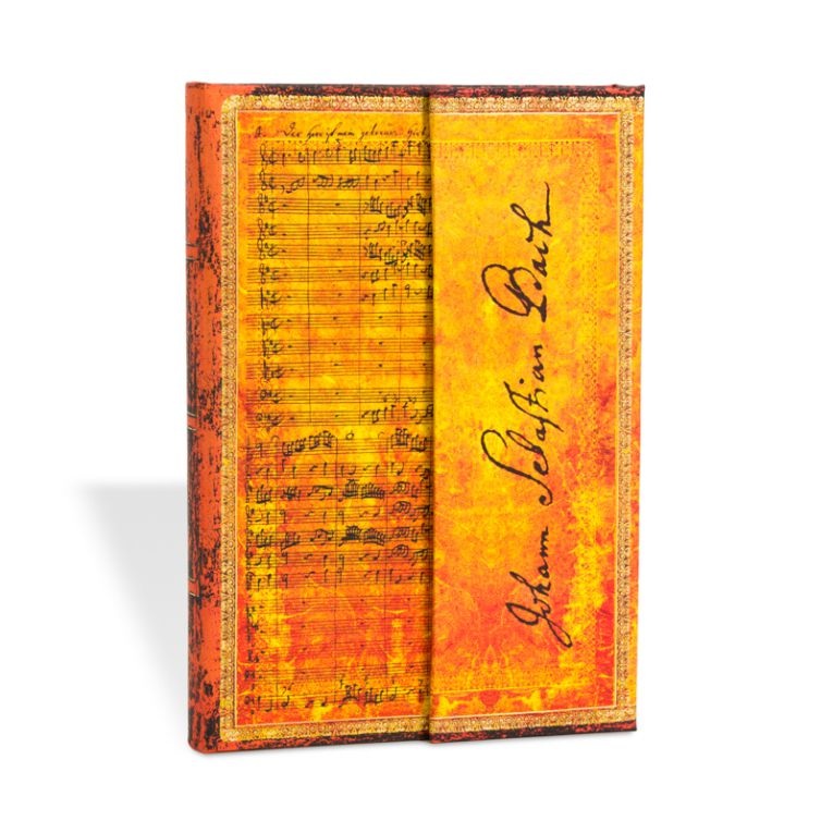 Paperblanks Notebook Mini Lined Bach, Cantata
