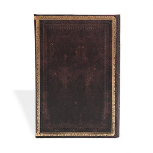Paperblanks Notebook Grande Blanko Black Moroccan