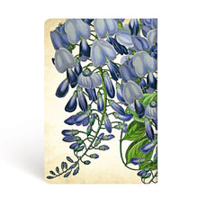 Load image into Gallery viewer, Paperblanks Notebook Mini Lined Blooming Wisteria