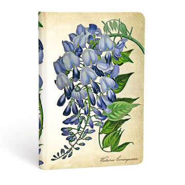 Paperblanks Notebook Mini Lined Blooming Wisteria