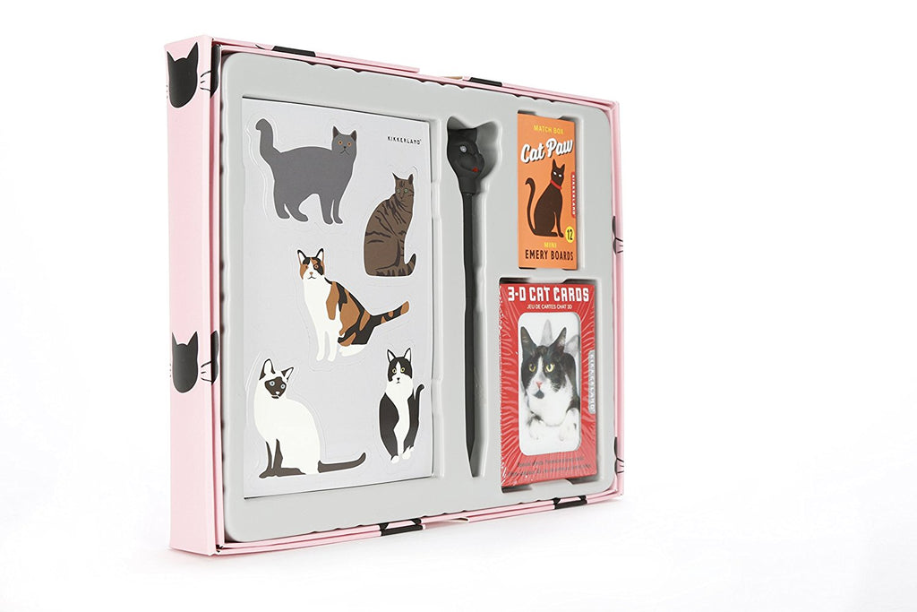 Cat Lovers Gift Set