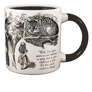 Mug The Disappearing Cheshire Cat