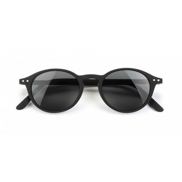 IZIPIZI #D Black Sunglasses +0