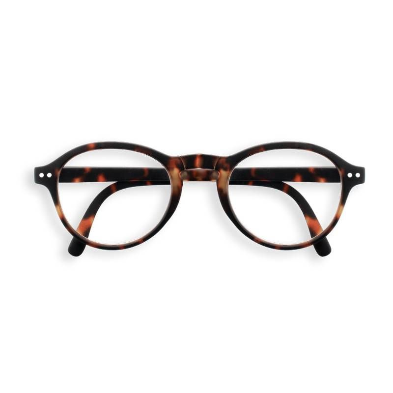 Izipizi #D turtle reading glasses +1