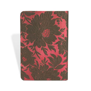 Paperblanks Notebook Midi Lined Black Dahlia