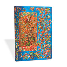 Load image into Gallery viewer, Paperblanks Notebook Midi Lined Delphine