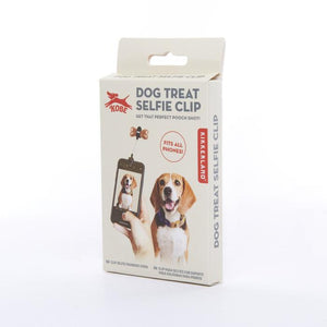 Dog Treat Selfie Clip