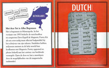 Load image into Gallery viewer, Magnetic Poetry Kit - Dutch