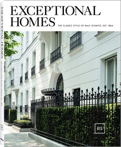 Exceptional Homes (LIFE STYLE DESIGN ET TRAVEL) Hardcover