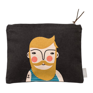Spira of Sweden toiletry bag 'Frank'