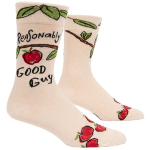 Socks Men: Reasonably Good guy