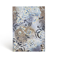 Load image into Gallery viewer, Paperblanks Notebook Midi Lined Gossamer Grey