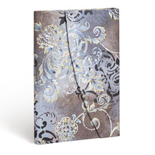 Load image into Gallery viewer, Paperblanks Notebook Mini Plain Gossamer Grey