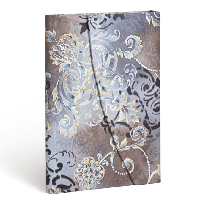 Paperblanks Notebook Mini Lined Gossamer Grey