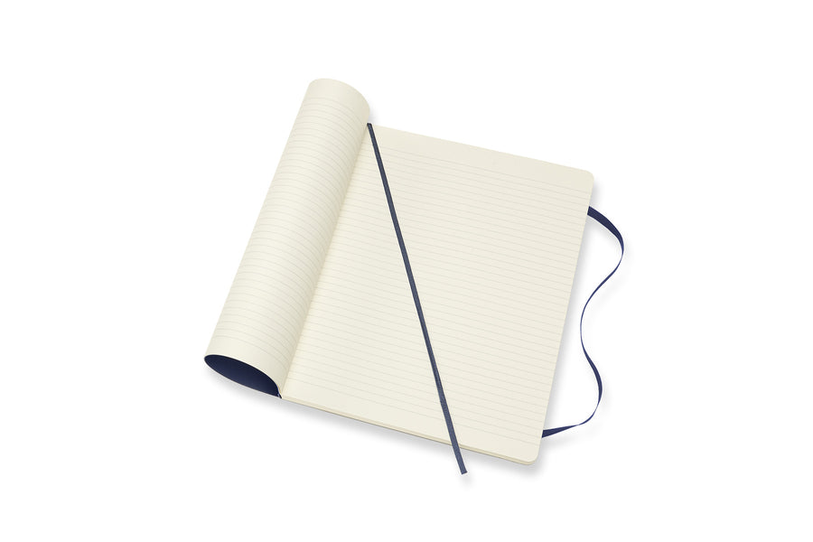 Moleskine notebook softcover x-large lined