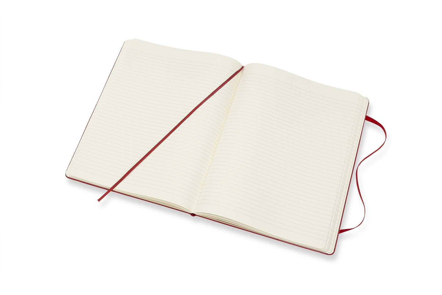 Moleskine notebook hardcover x-large lined