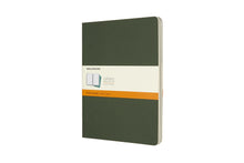 Load image into Gallery viewer, Moleskine notebook cahier x-large lined