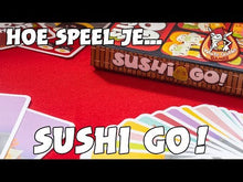 Load and play video in Gallery viewer, Sushi Go!