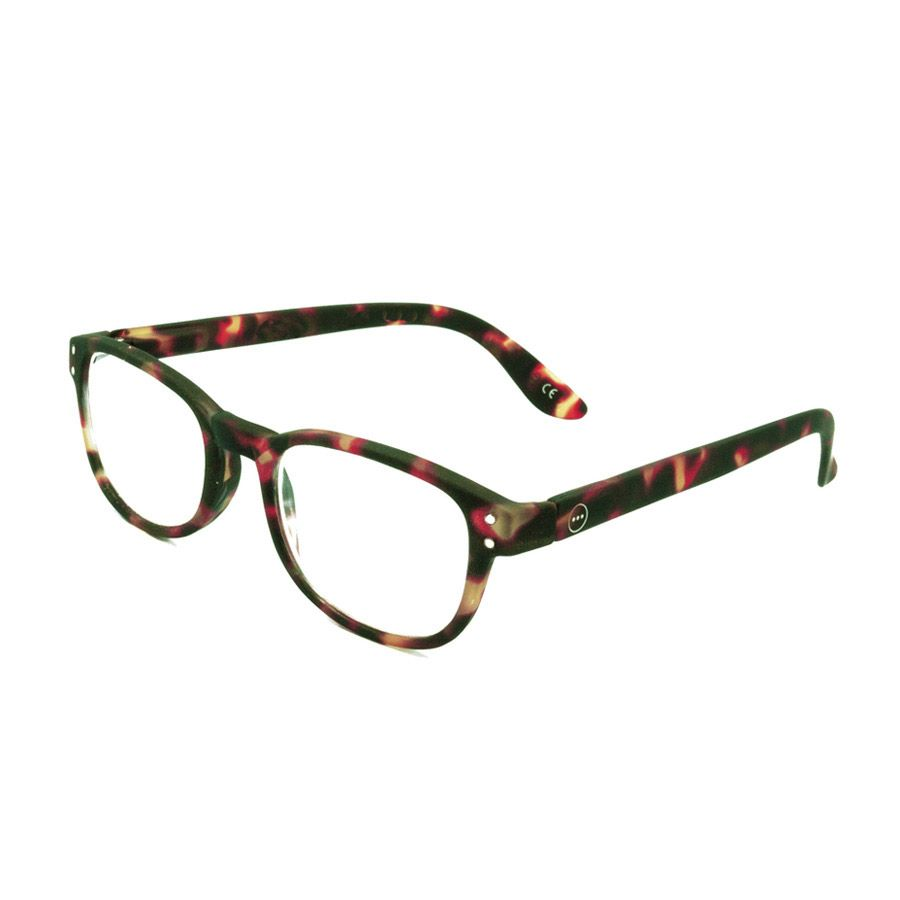 Izipizi #B turtle reading glasses +1