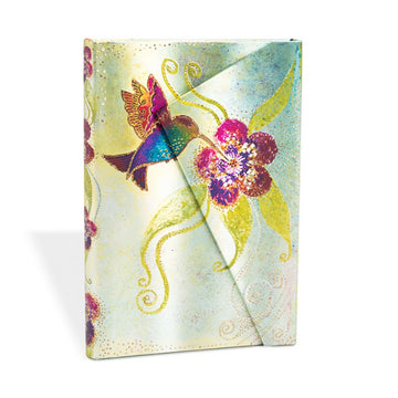 Paperblanks Notebook Midi Lined Hummingbird