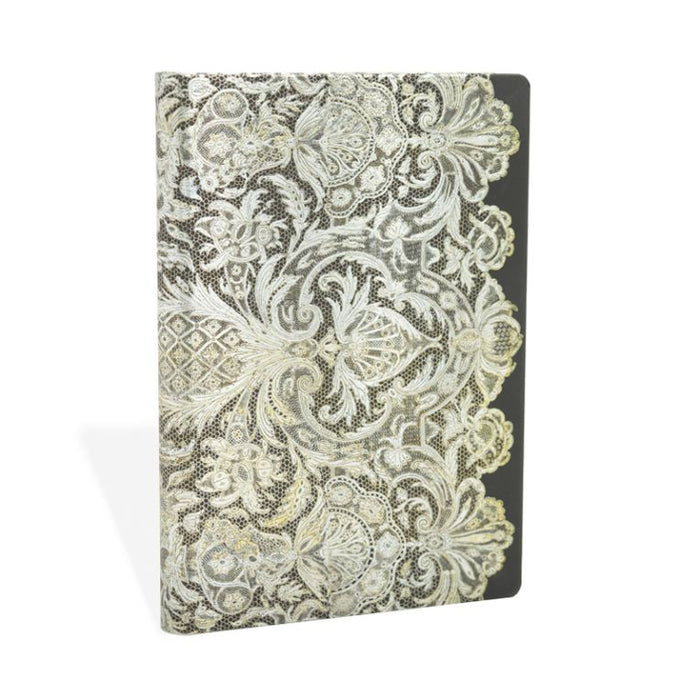 Paperblanks Notebook Mini Blank Ivory Veil