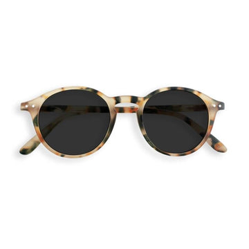 IZIPIZI #D light tortoise Sunglasses +0