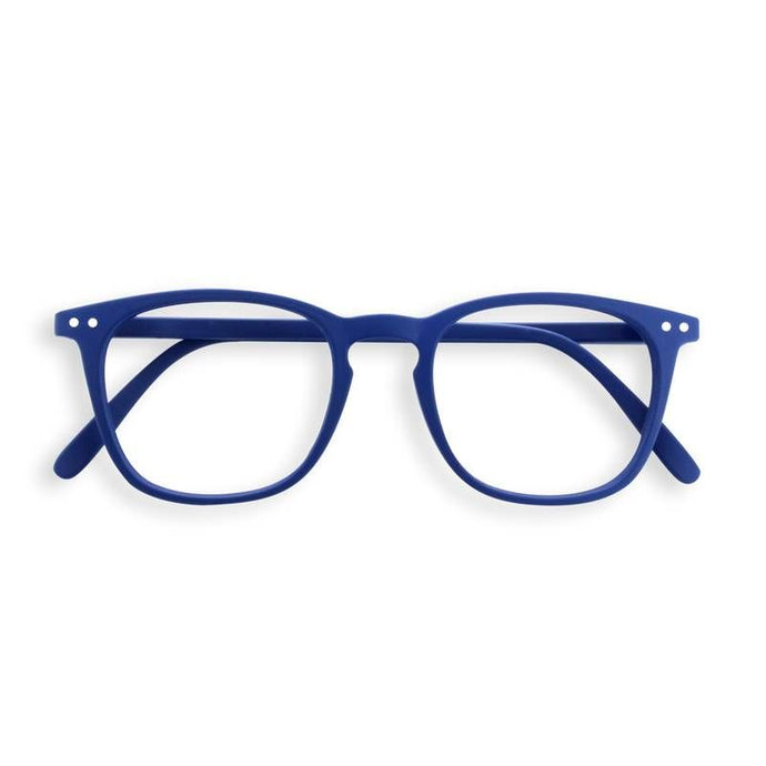Izipizi #E navy blue reading glasses +1