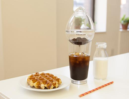 Cold Brewer Coffee Drip