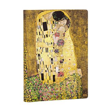 Paperblanks Notebook Midi Lined Klimt's 100th Anniversary - The Kiss