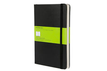 Load image into Gallery viewer, Moleskine notebook hardcover large plain