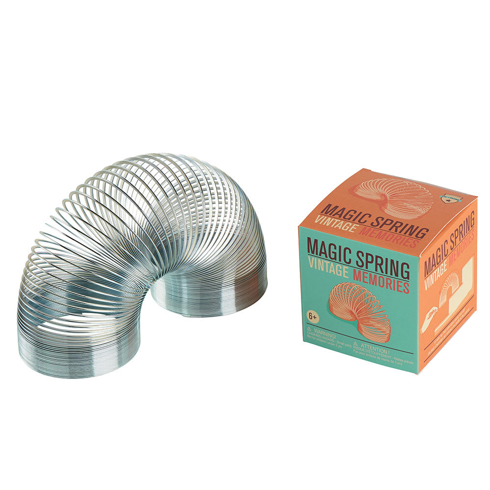 Vintage Memories Slinky Magic Spring