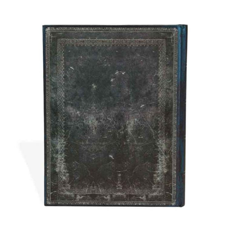 Paperblanks Notebook Ultra Lined Midnight Steel