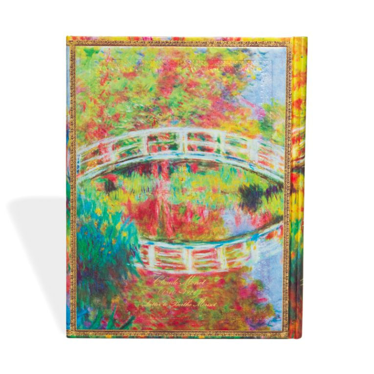 Paperblanks Notebook Ultra Lined Monet (Bridge)