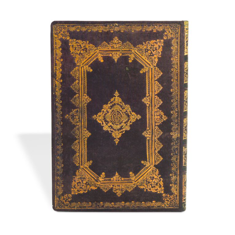 Paperblanks Notebook Midi Lined Nox