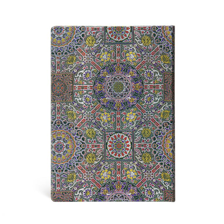 Paperblanks Notebook Grande Plain Tibetan Padma