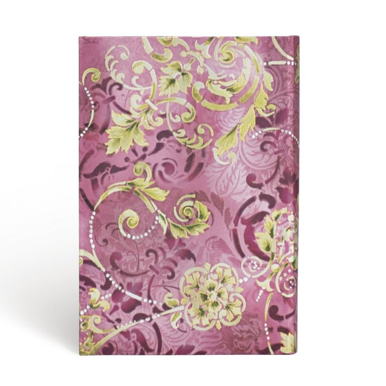Paperblanks Notebook Mini Lined Polished Pearl