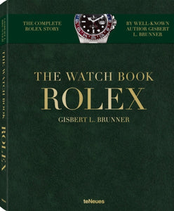 Rolex The Watch Book Gisbert L. Brunner