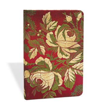 Paperblanks Notebook Midi Lined Dusk Rose