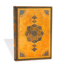 Load image into Gallery viewer, Paperblanks Notebook Midi Lined Safavid