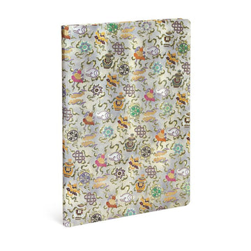Paperblanks Notebook Midi Lined Tibetan Shankha