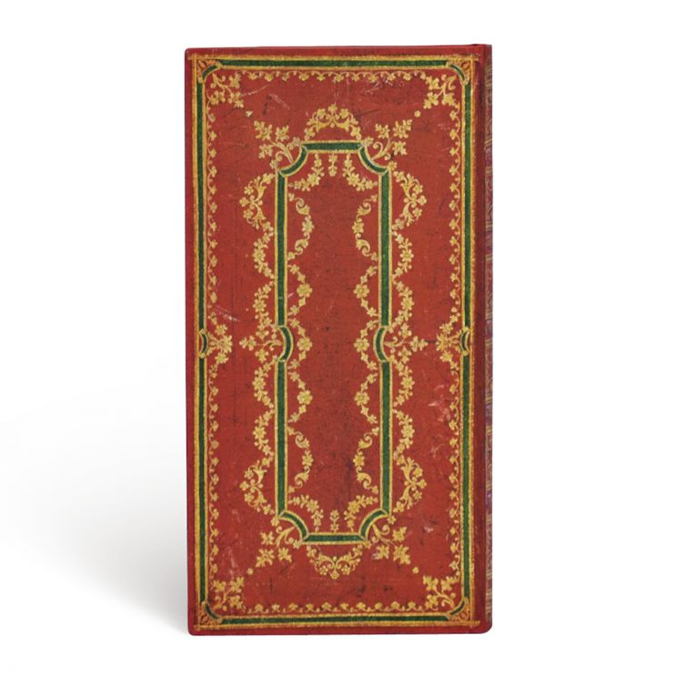 Paperblanks Notebook Slim Lined Ironberry