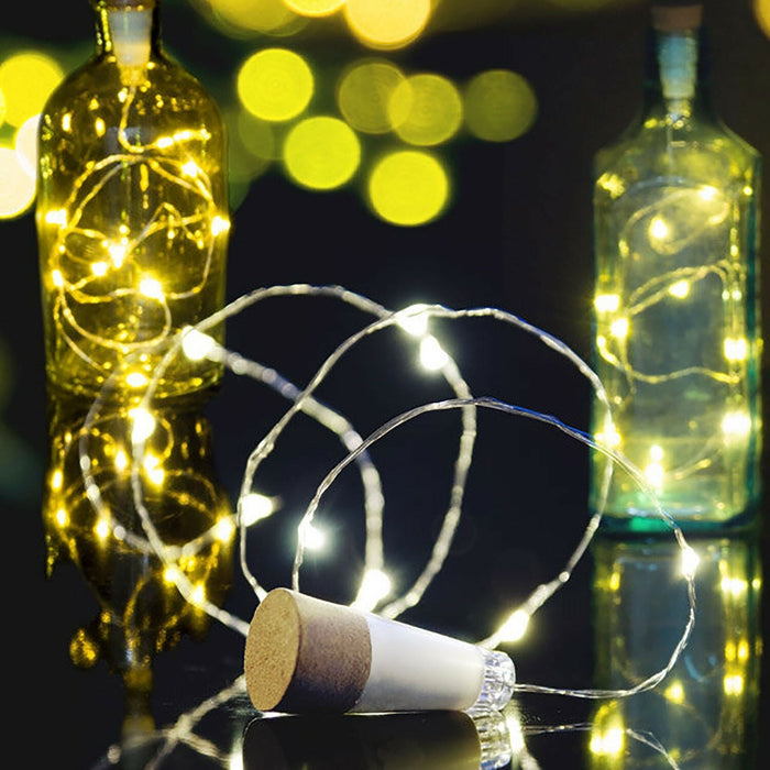 Bottle Light String Light
