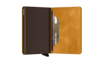 Load image into Gallery viewer, Secrid Slimwallet vintage ochre