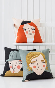 Spira of Sweden cushion cover 'Anders'